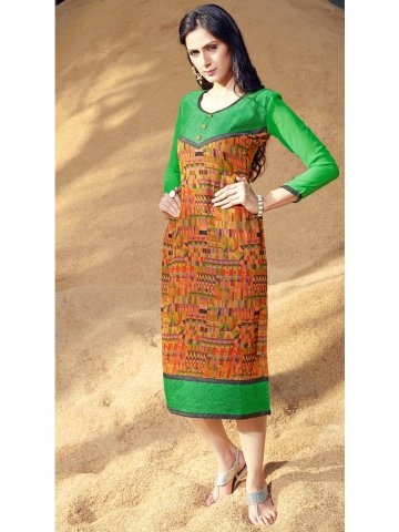 https://static2.cilory.com/111233-thickbox_default/designer-green-orange-digital-print-kurti.jpg