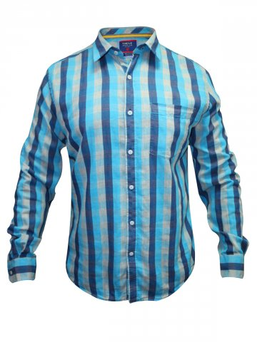 https://static2.cilory.com/113380-thickbox_default/turtle-blue-casual-checks-shirt.jpg