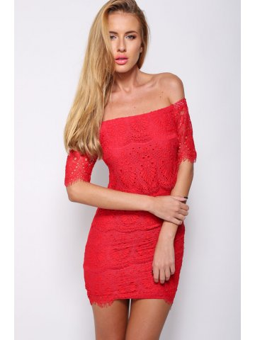 https://static7.cilory.com/122064-thickbox_default/red-lace-tunic-off-shoulder-mini-dress.jpg