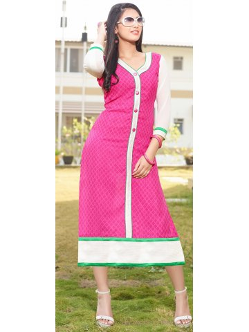 https://static2.cilory.com/125700-thickbox_default/fashion-pink-white-readymade-kurti.jpg
