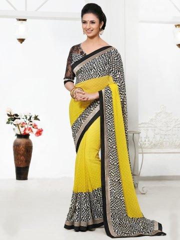 https://static2.cilory.com/127566-thickbox_default/saptrangi-black-yellow-printed-saree.jpg