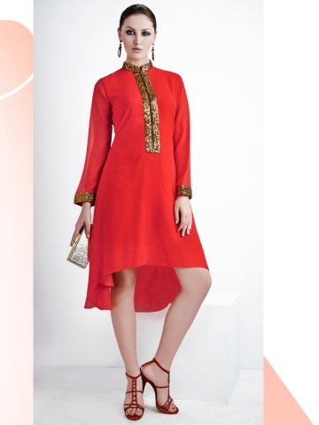 https://static.cilory.com/132563-thickbox_default/peeacoack-red-ready-made-kurti.jpg
