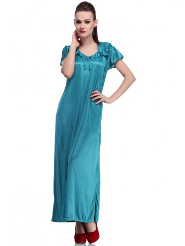 https://static3.cilory.com/142186-thickbox_default/side-knee-cut-teal-coloured-long-nighty.jpg