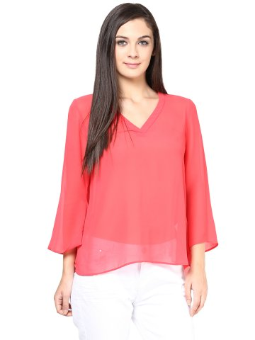 Harpa Coral Top at cilory