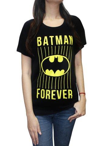 Batman Black Half Sleeves Tee at cilory