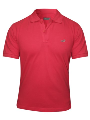 b8ba7c3a Buy T-shirts Online | Crocodile Red Polo T Shirt | Aligator-crw-ski ...