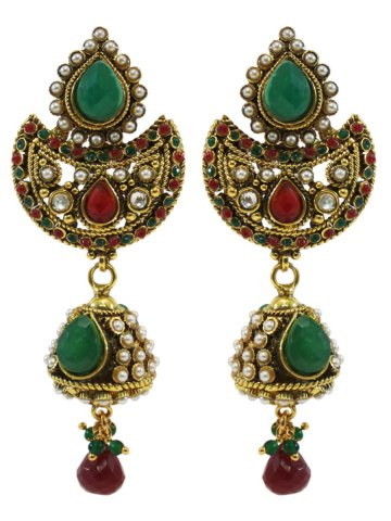 https://d38jde2cfwaolo.cloudfront.net/176013-thickbox_default/crescent-moon-polki-earrings-in-green-and-red.jpg
