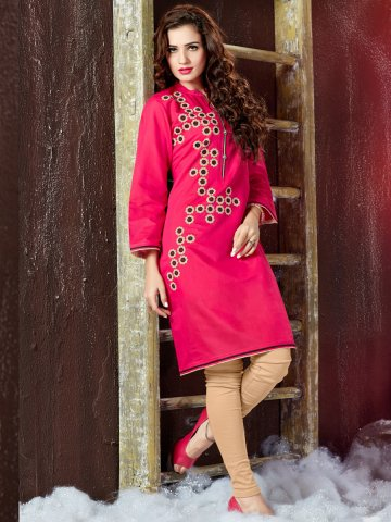 https://static1.cilory.com/178942-thickbox_default/anaya-pink-embroidered-cotton-silk-kurti.jpg