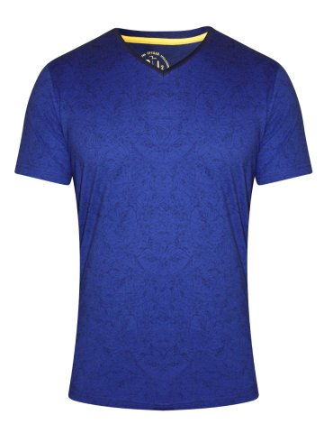 Spykar Men's V Neck T-Shirt at cilory