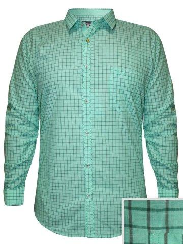 https://static2.cilory.com/195170-thickbox_default/romain-green-casual-checks-shirt.jpg