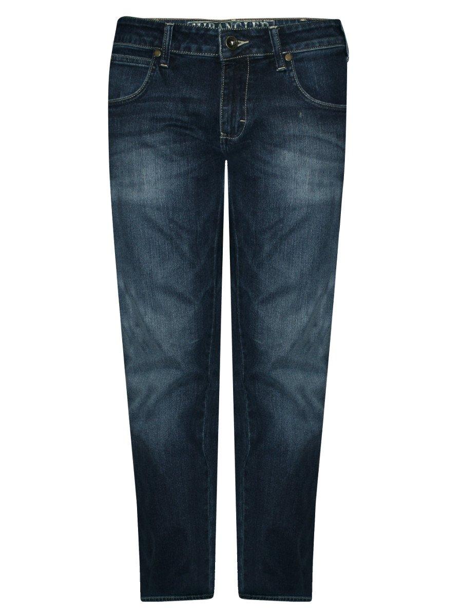 wrangler rockville blue regular fit jeans w15227w22990. Black Bedroom Furniture Sets. Home Design Ideas