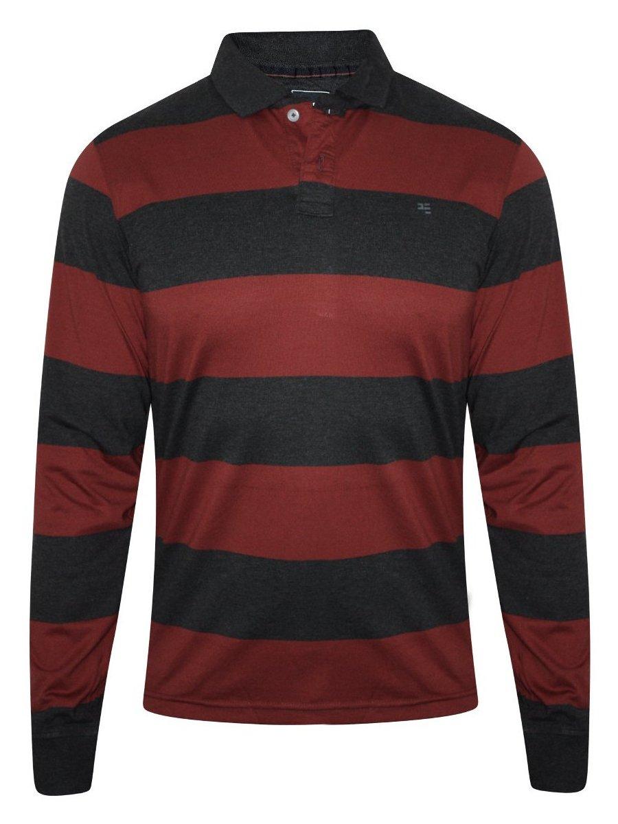 Peter England Maroon Full Sleeves T-shirt | Ekp51600633-fs ...