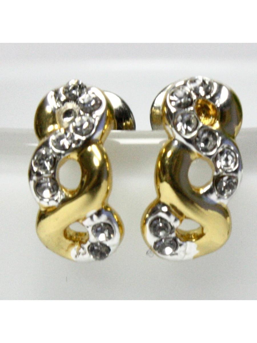 10079f697b4fd 24 Kt Gold Plated Estelle Earrings