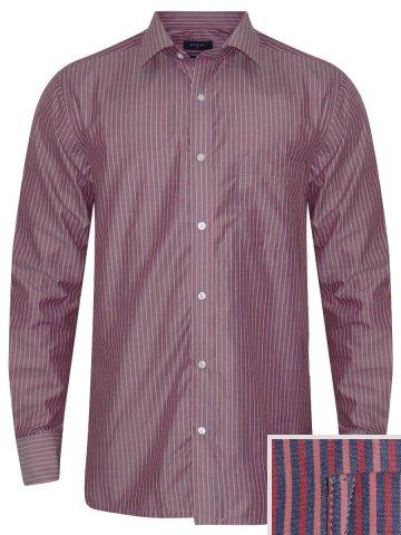 Peter England Pink Formal Shirt at cilory