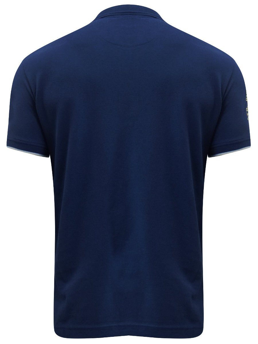 buy t shirts online pepe jeans dark blue polo t shirt