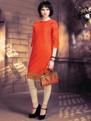 https://static7.cilory.com/256762-thickbox_default/shagun-orange-chanderi-cotton-kurti.jpg