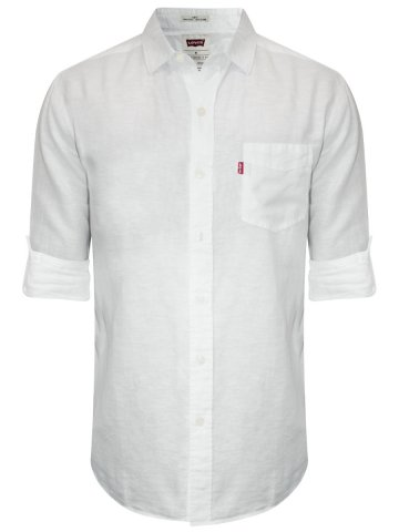 490b90b94b4a51 ... Cotton Linen Shirt. https   static1.cilory.com 277295-thickbox default  levis-