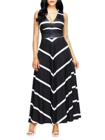 https://static8.cilory.com/284366-thickbox_default/black-v-neck-cut-out-back-printed-maxi-dress.jpg