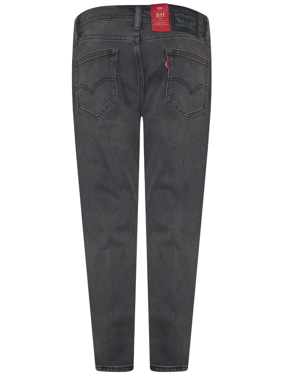 Chemise Jeans Levis intérieur levis-511 ash grey slim stretch jeans | 18298-0345 | cilory