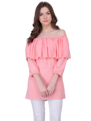 34dc23afcef7 ... PInk Off Shoulder Top.  https   static3.cilory.com 295071-thickbox default timtara-