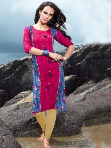 https://static7.cilory.com/309367-thickbox_default/amaya-dark-pink-blue-rayon-cotton-printed-kurti.jpg