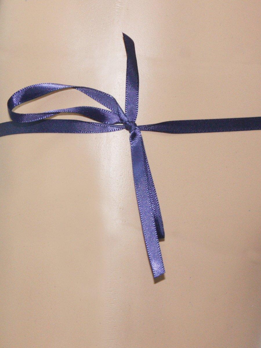 Navy Blue Lace-up Beautiful Panty  09c7f7b67