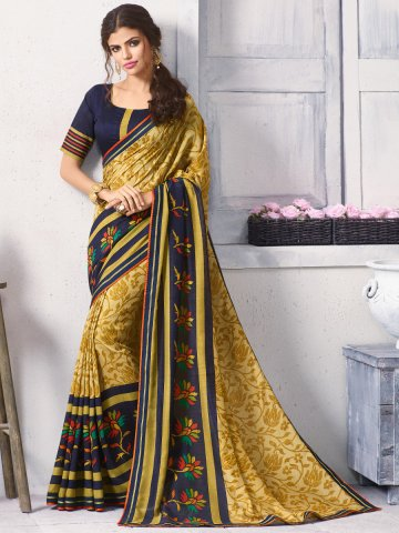 https://static2.cilory.com/336519-thickbox_default/kessi-brown-navy-blue-printed-saree.jpg