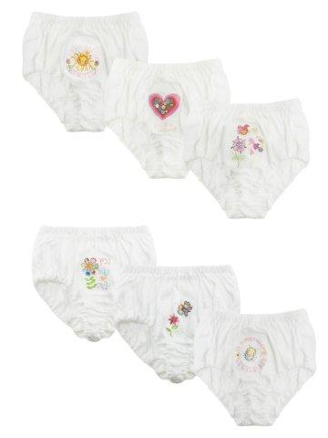Zero Kids Panties  Pack of 6