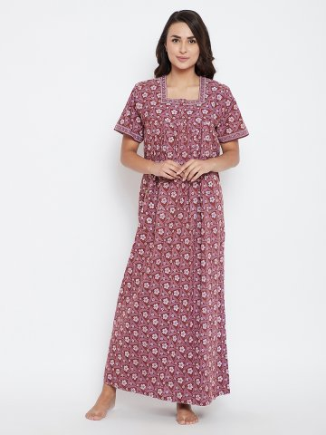 https://static2.cilory.com/388072-thickbox_default/maroon-printed-pleated-cotton-nighty.jpg