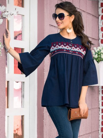 https://static.cilory.com/392579-thickbox_default/100-miles-navy-blue-embroidered-top.jpg