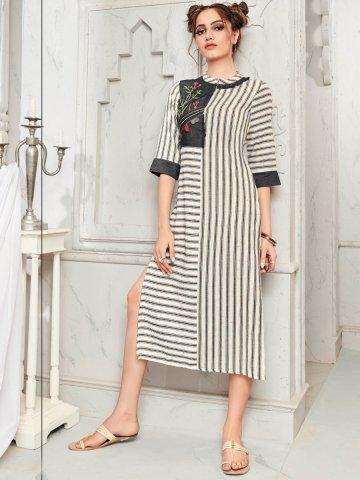 https://static1.cilory.com/394185-thickbox_default/cotton-side-slits-stripes-kurti.jpg