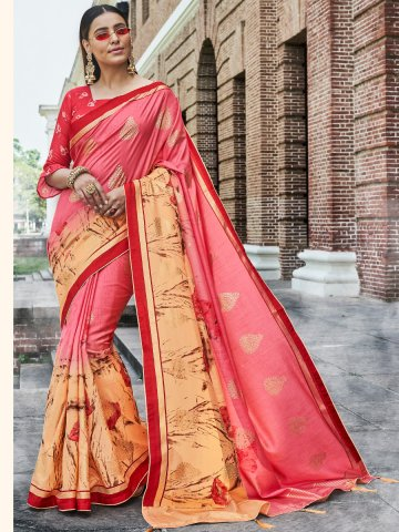 https://static7.cilory.com/396464-thickbox_default/peach-pink-foil-print-saree.jpg