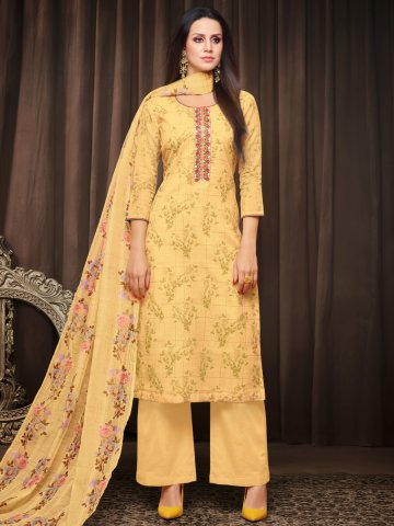 https://d38jde2cfwaolo.cloudfront.net/397013-thickbox_default/yellow-semi-stitched-embroidered-suit.jpg