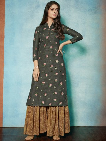 https://static6.cilory.com/397416-thickbox_default/cotton-embroidered-kurti-with-sharara.jpg