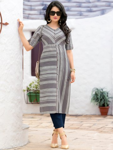 https://static3.cilory.com/407783-thickbox_default/100-miles-brown-stripes-cotton-kurta.jpg