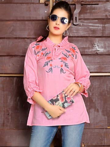https://static2.cilory.com/410838-thickbox_default/pink-embroidered-tunic.jpg