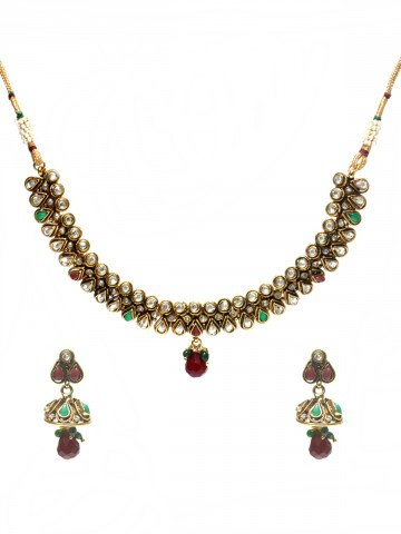 https://static2.cilory.com/45759-thickbox_default/elegant-polki-work-necklace-set-carved-with-stone-and-beads.jpg