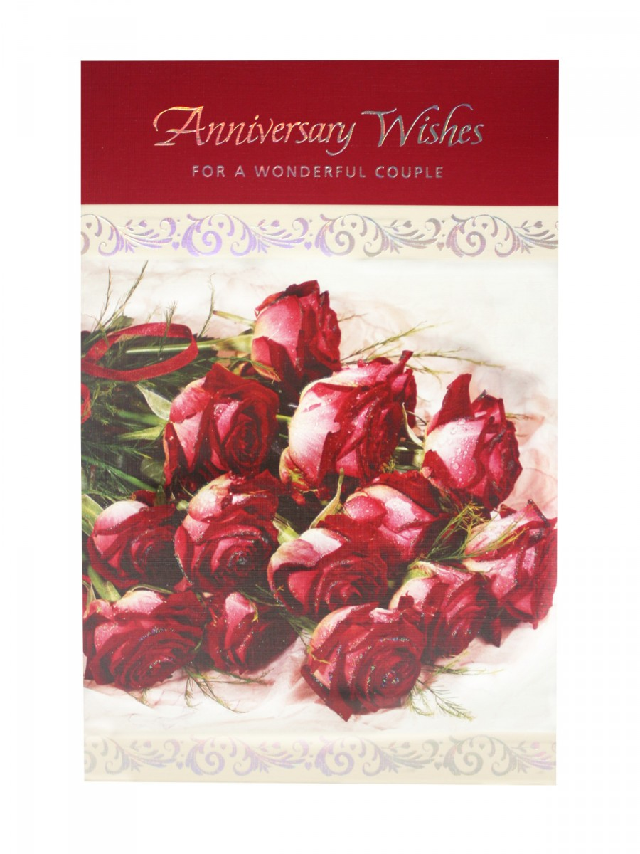 Archies Anniversary Greeting Card Ag J C158 Cilory