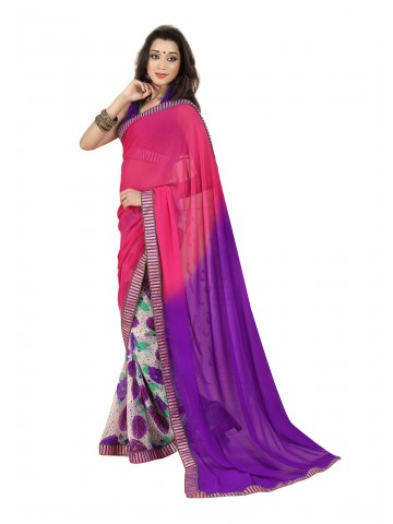 https://static2.cilory.com/87112-thickbox_default/fabdeal-georgette-printed-pink-violet-saree.jpg
