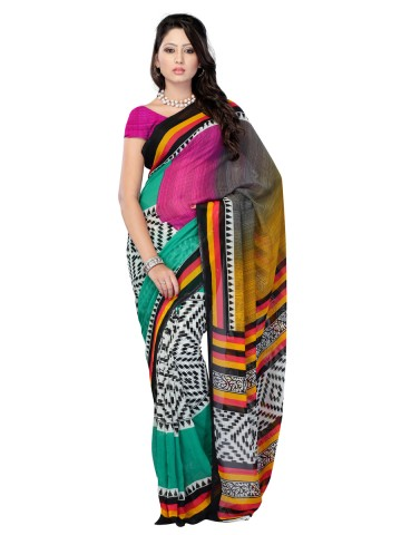 https://static7.cilory.com/89847-thickbox_default/jaipur-kurti-s-sparkling-multicolor-renial-saree-paired-with-blouse.jpg
